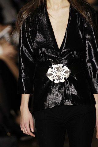 Jill Stuart Fall 2006 Ready-to-Wear Detail 0003