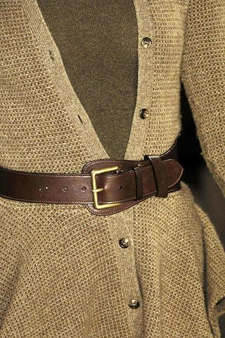 Ralph Lauren Fall 2006 Ready-to-Wear Detail 0002