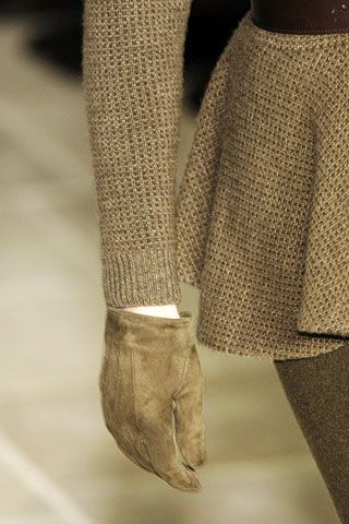 Ralph Lauren Fall 2006 Ready-to-Wear Detail 0003