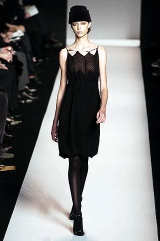 Vera Wang Fall 2006 Ready-to-Wear Collections 0002