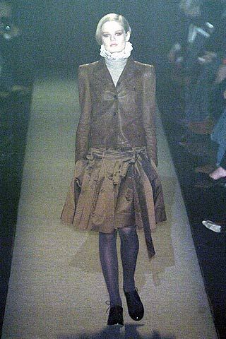 Wunderkind by Wolfgang Joop Fall 2006 Ready-to-Wear Collections 0003