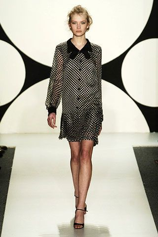 Milly Fall 2006 Ready-to-Wear Collections 0002