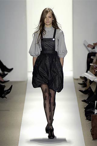 Peter Som Fall 2006 Ready-to-Wear Collections 0003