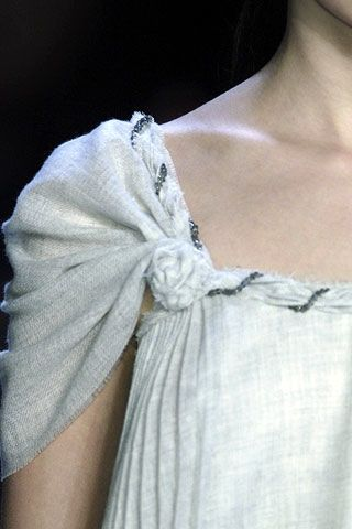 Richard Chai Fall 2006 Ready-to-Wear Detail 0003