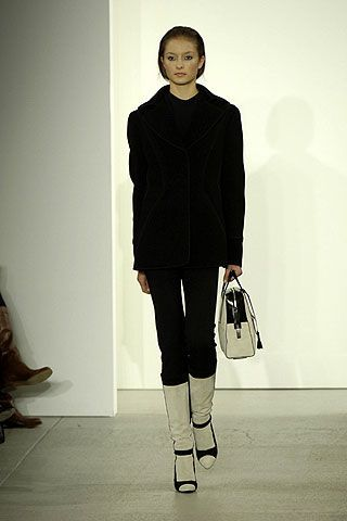 Narciso Rodriguez Fall 2006 Ready-to-Wear Collections 0002