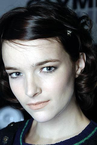 Behnaz Sarafpour Fall 2006 Ready-to-Wear Backstage 0003