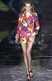 Versace Spring 2002 Ready-to-Wear Collection 0001