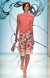 Cacharel Spring 2002 Ready-to-Wear Collection 0001