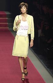 Moschino Spring 2002 Ready-to-Wear Collection 0001
