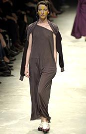 Yohji Yamamoto Spring 2002 Ready-to-Wear Collection 0001