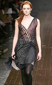 Alberta Ferretti Fall 2002 Ready-to-Wear Collection 0001