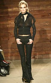 Catherine Malandrino Fall 2002 Ready-to-Wear Collection 0001
