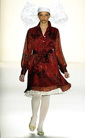 Alice Roi Fall 2002 Ready-to-Wear Collection 0001
