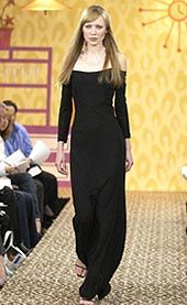Nicole Miller Fall 2002 Ready-to-Wear Collection 0001