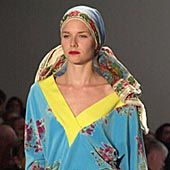 Matthew Williamson Fall 2002 Ready-to-Wear Collection 0001
