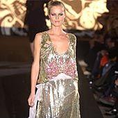 Antonio Berardi Fall 2002 Ready-to-Wear Collection 0001