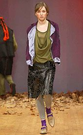 Blaak Fall 2002 Ready-to-Wear Collection 0001