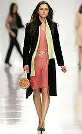 Blumarine Fall 2002 Ready-to-Wear Collection 0001