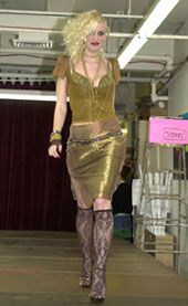 Betsey Johnson Fall 2002 Ready-to-Wear Collection 0001