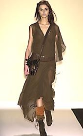BCBG Fall 2002 Ready-to-Wear Collection 0001