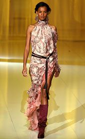 Emanuel Ungaro Fall 2002 Ready-to-Wear Collection 0001
