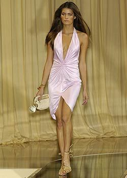 Versace Spring 2005 Ready-to-Wear Collections 0001