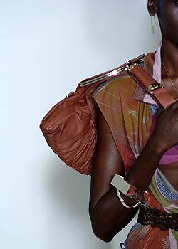 Fendi Spring 2005 Ready-to-Wear Detail 0001