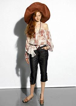Hermes Spring 2005 Ready-to-Wear Collections 0001