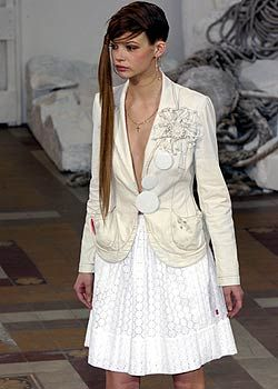 Christian Lacroix Spring 2005 Ready-to-Wear Collections 0001