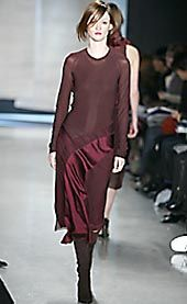Donna Karan Fall 2002 Ready-to-Wear Collection 0001