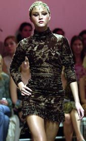 Diane von Furstenberg Fall 2002 Ready-to-Wear Collection 0001