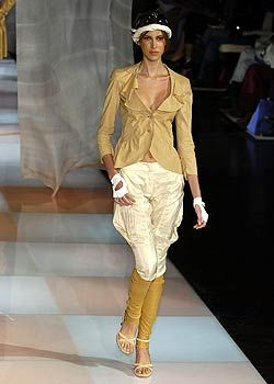 Emporio Armani Spring 2005 Ready-to-Wear Collections 0001