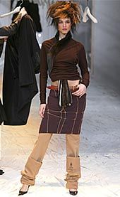 Jean Paul Gaultier Fall 2002 Ready-to-Wear Collection 0001