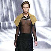 Sophia Kokosalaki Fall 2002 Ready-to-Wear Collection 0001