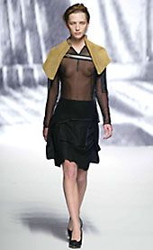 Sophia Kokosalaki Fall 2002 Ready-to-Wear Collection 0001