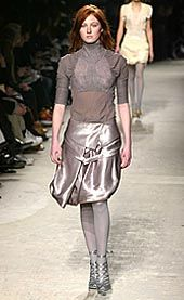 Martine Sitbon Fall 2002 Ready-to-Wear Collection 0001