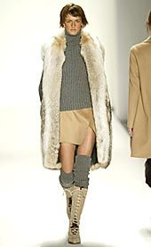 Michael Kors Fall 2002 Ready-to-Wear Collection 0001