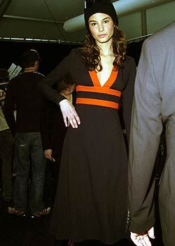 Michael Kors Fall 2005 Ready-to-Wear Backstage 0001
