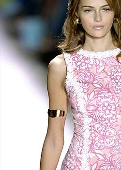 Lilly Pulitzer Spring 2005 Ready-to-Wear Detail 0001