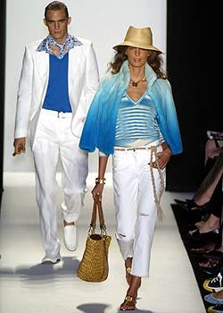 Michael Kors Spring 2005 Ready-to-Wear Collections 0001
