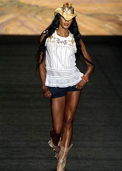 Anna Sui Spring 2005 Ready-to-Wear Collections 0001