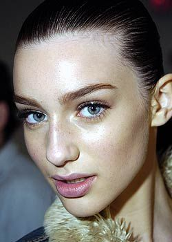 Calvin Klein Fall 2005 Ready-to-Wear Backstage 0001