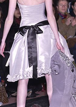 Christian Lacroix Spring 2005 Haute Couture Detail 0001