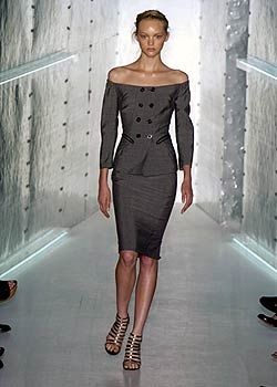 Donna Karan Spring 2005 Ready-to-Wear Collections 0001