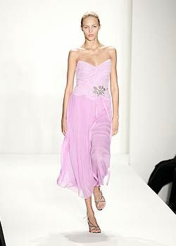 Reem Acra Spring 2005 Ready-to-Wear Collections 0001