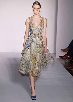 Nicole Farhi Spring 2005 Ready-to-Wear Collections 0001