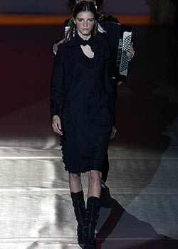 Alexandre Hercovitch Fall 2005 Ready-to-Wear Haute Couture Collections 0001