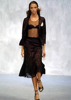 La Perla Spring 2005 Ready-to-Wear Collections 0001