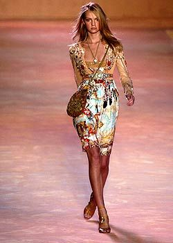 Blumarine Spring 2005 Ready-to-Wear Collections 0001