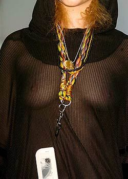 Alistair Carr Spring 2005 Ready-to-Wear Detail 0001